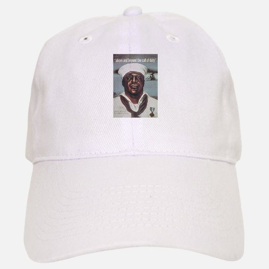 Black Servicemen Above & Beyond Cap