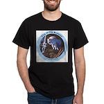 """King of the Mountain"" Black T-Shirt"