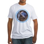"""""""King of the Mountain"""" Fitted T-Shirt"""