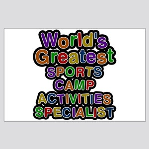 World's Greatest SPORTS CAMP ACTIVITIES SPECIALIST