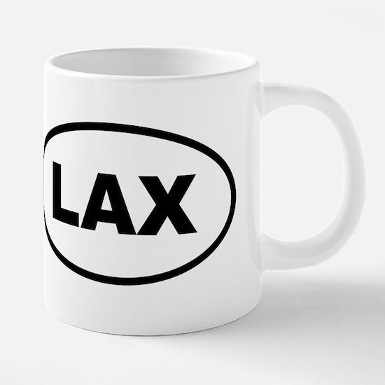 LAX Lacrosse 20 oz Ceramic Mega Mug