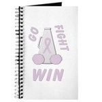 Orchid WIN Ribbon Journal