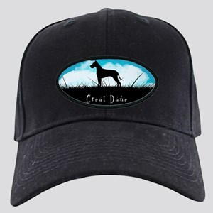 Nightsky Great Dane Black Cap
