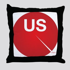 We Are The 99 Percent Throw Pillow