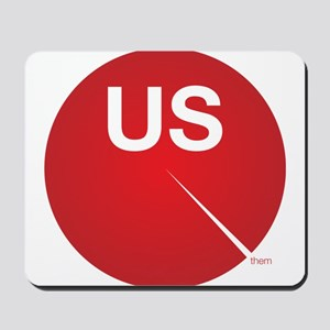 We Are The 99 Percent Mousepad