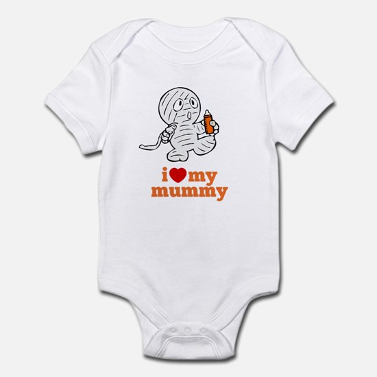 Little Mummy Infant Bodysuit