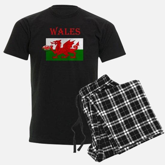 Wales Rugby Pajamas