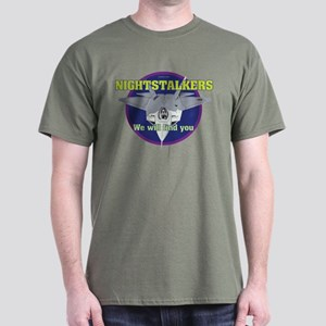 Mil 12 Night stalkers graphic copy T-Shirt