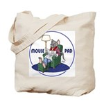 """A Mouse Pad"" Tote Bag"