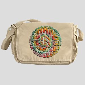 Long Strange Trip Messenger Bag