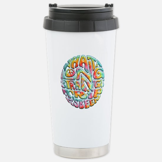 Long Strange Trip Stainless Steel Travel Mug