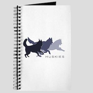 Running Huskies Journal