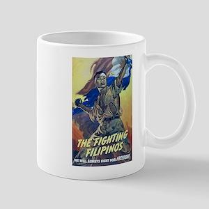 Fighting Filipinos WWII Mug