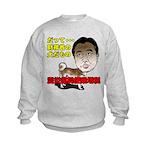 Tax dog Kids Sweatshirt