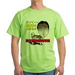 Tax dog Green T-Shirt