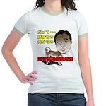 Tax dog Jr. Ringer T-Shirt