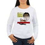 Tax dog Women's Long Sleeve T-Shirt