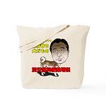 Tax dog Tote Bag