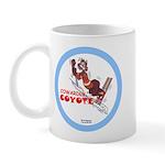 """Cowardly Coyote"" Mug"