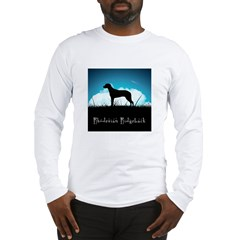 Nightsky Ridgeback Long Sleeve T-Shirt