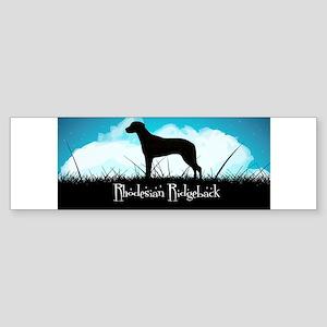 Nightsky Ridgeback Sticker (Bumper)