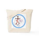 """""""Dainty Dear"""" Tote Bag"""