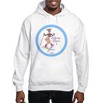 """""""Dainty Dear"""" Hooded Sweatshirt"""