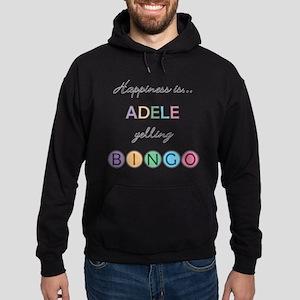 Adele BINGO Hoodie (dark)