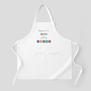 Beth BINGO Apron