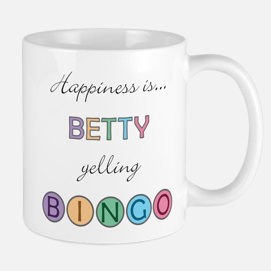 Betty BINGO Mug