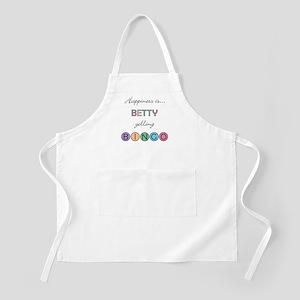 Betty BINGO Apron