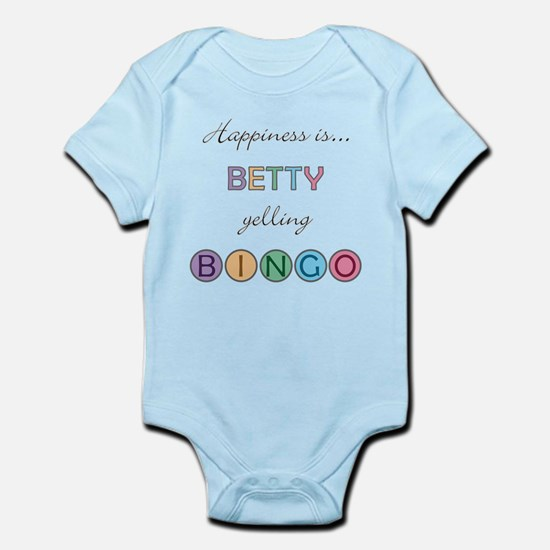 Betty BINGO Infant Bodysuit