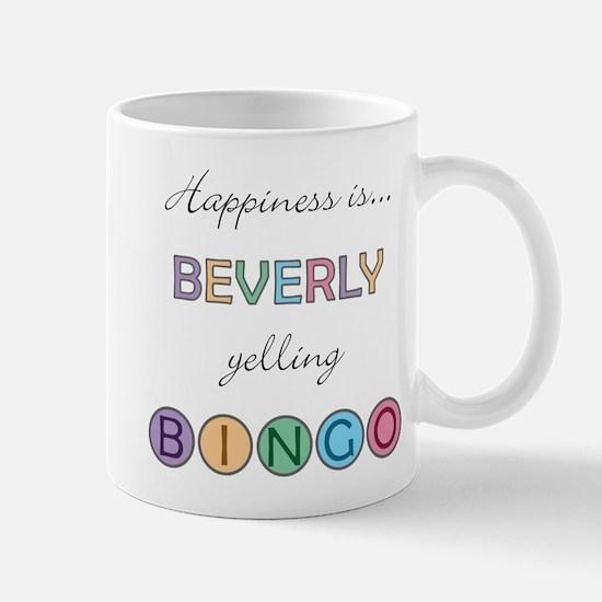 Beverly BINGO Mug
