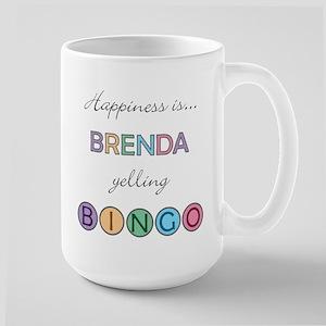 Brenda BINGO Large Mug