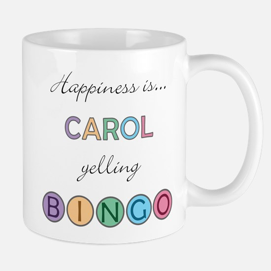 Carol BINGO Mug