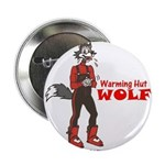 """""""Warming Hut Wolf"""" 2.25"""" Button (10 pack)"""