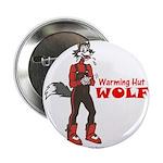 """""""Warming Hut Wolf"""" Button"""