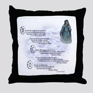 Lighter of the Stars Throw Pillow