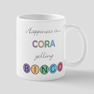 Cora BINGO Mug