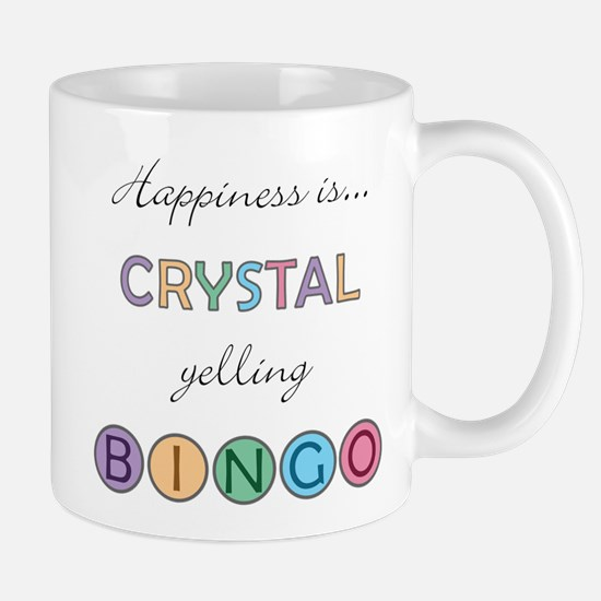 Crystal BINGO Mug