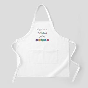 Donna BINGO Apron