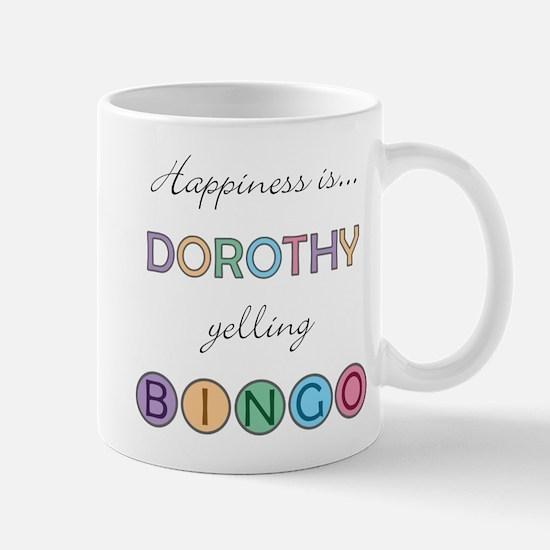 Dorothy BINGO Mug