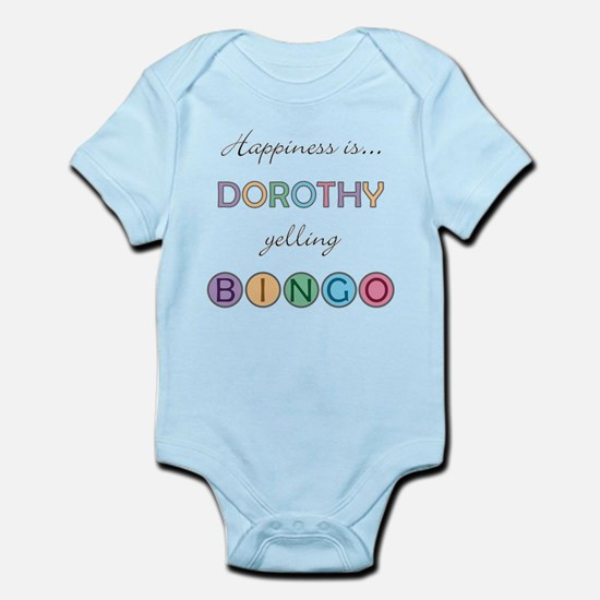 Dorothy BINGO Infant Bodysuit