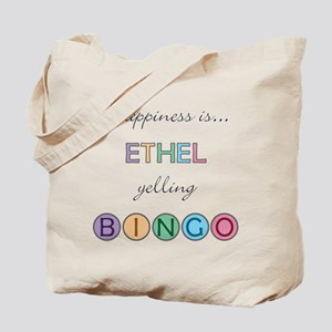 Ethel BINGO Tote Bag