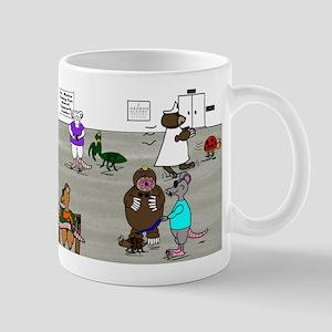 Three Blind Mice Mug