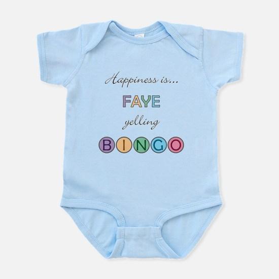 Faye BINGO Infant Bodysuit