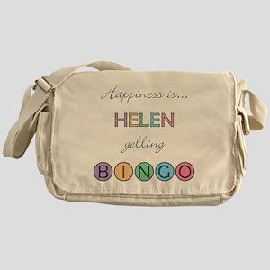 Helen BINGO Messenger Bag