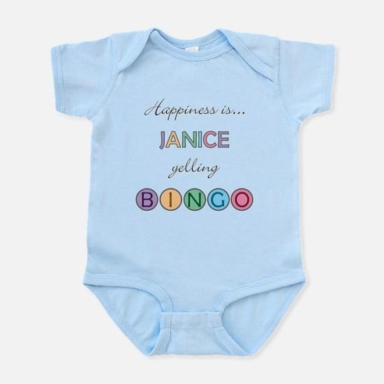 Janice BINGO Infant Bodysuit