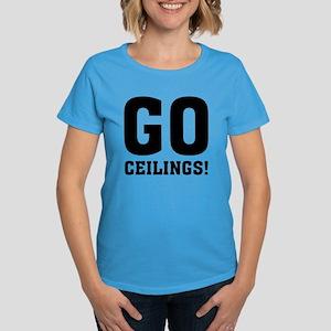 Ceiling Fan Costume Women's Dark T-Shirt