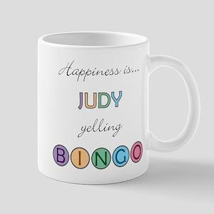Judy BINGO Mug